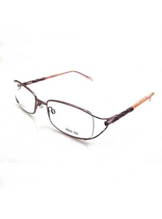 Armação Óculos Grau Feminina HY3016 Rosa - ARM10034
