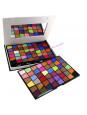 Super Kit de Maquiagens Paleta 96 Cores 3D Acessórios Jasmyne - MAQ10168